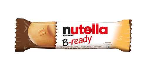 Nutella B-ready Hazelnut Chocolate filled Wafer