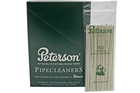 Peterson - Conical - Pipe Cleaners - 50