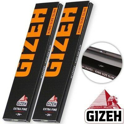 Gizeh Ultra Fine King Size - Twin Pack
