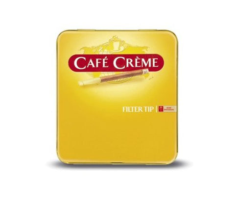 Cafe Creme Original Cigarillo - Filter tip