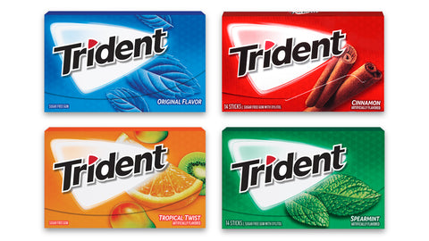 Trident Sugarfree Gum