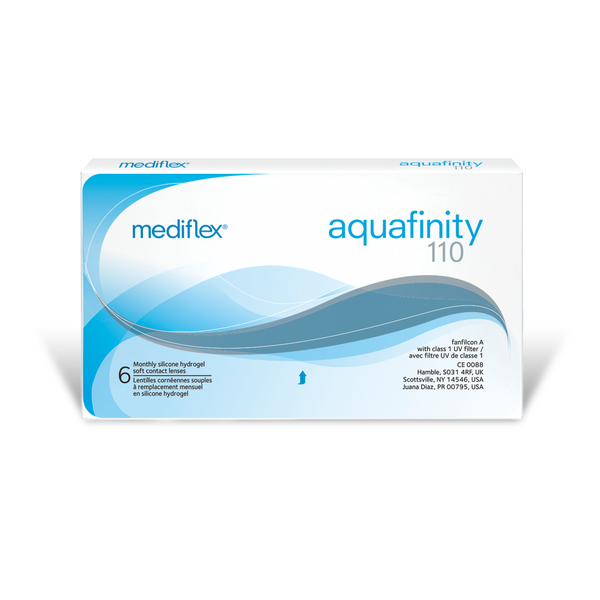 Aquafinity 110 Monthly Contact Lens