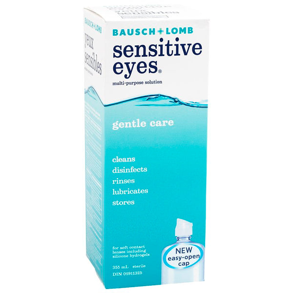 Sensitive Eyes Multi-Purpose Solution