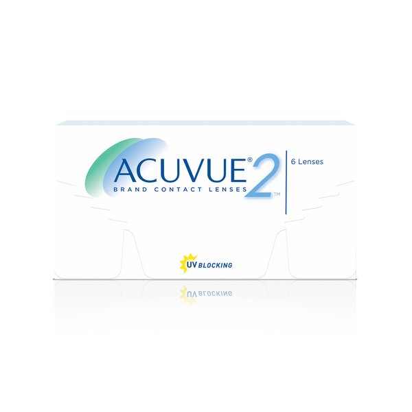ACUVUE® 2 2-Week Contact Lenses