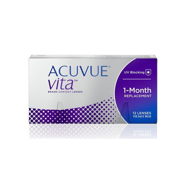 ACUVUE® VITA® Monthly Contact Lenses