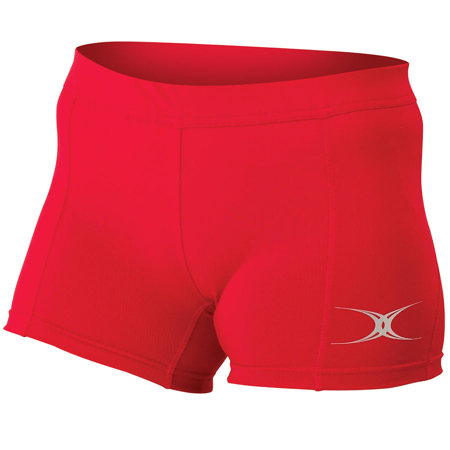 2600 NCBA13 86093404 Shorts Eclipse Ii Red