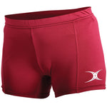 2600 NCBA13 86093804 Shorts Eclipse Ii Maroon