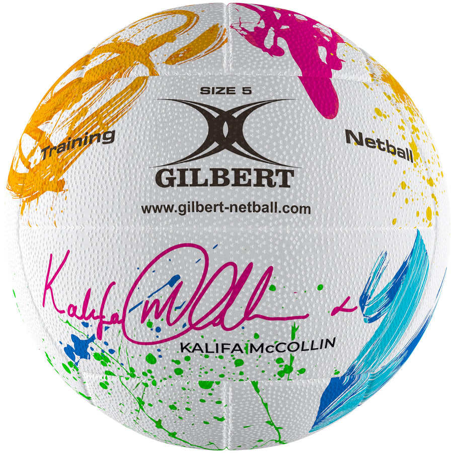 2600 NDBA19 86891105 Ball Signature Kalifa McCollin, Primary