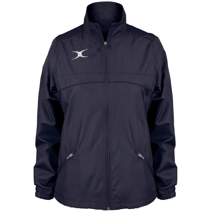 2600 RCBS18 81505905 Jacket Ladies Photon Full Zip Dark Navy Front