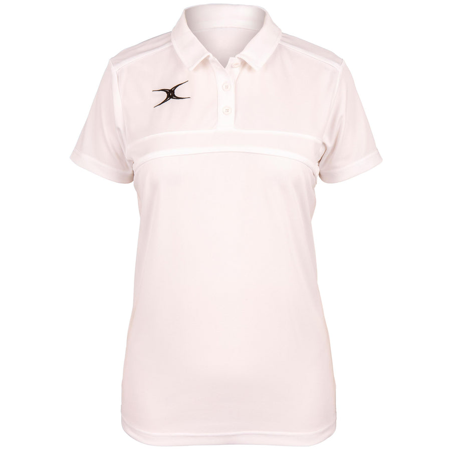 2600 RCFJ18 81510605 Polo Photon Ladies White Front