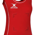 NCDA13PlayingTops Elite Tank Top Red White