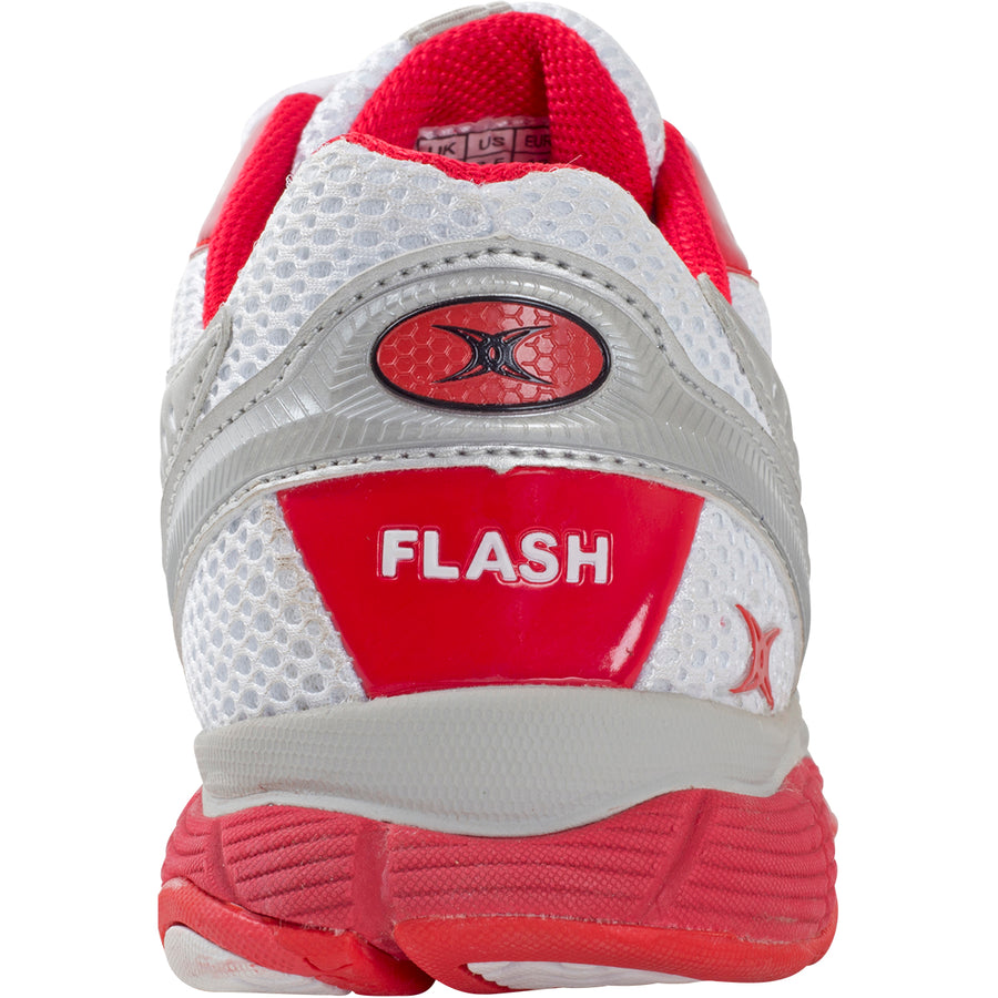 NSAB15Shoe Flash Red Shoe Back
