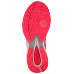 NSBB19Shoe Flare White Grey Hot Red 8, SOLE