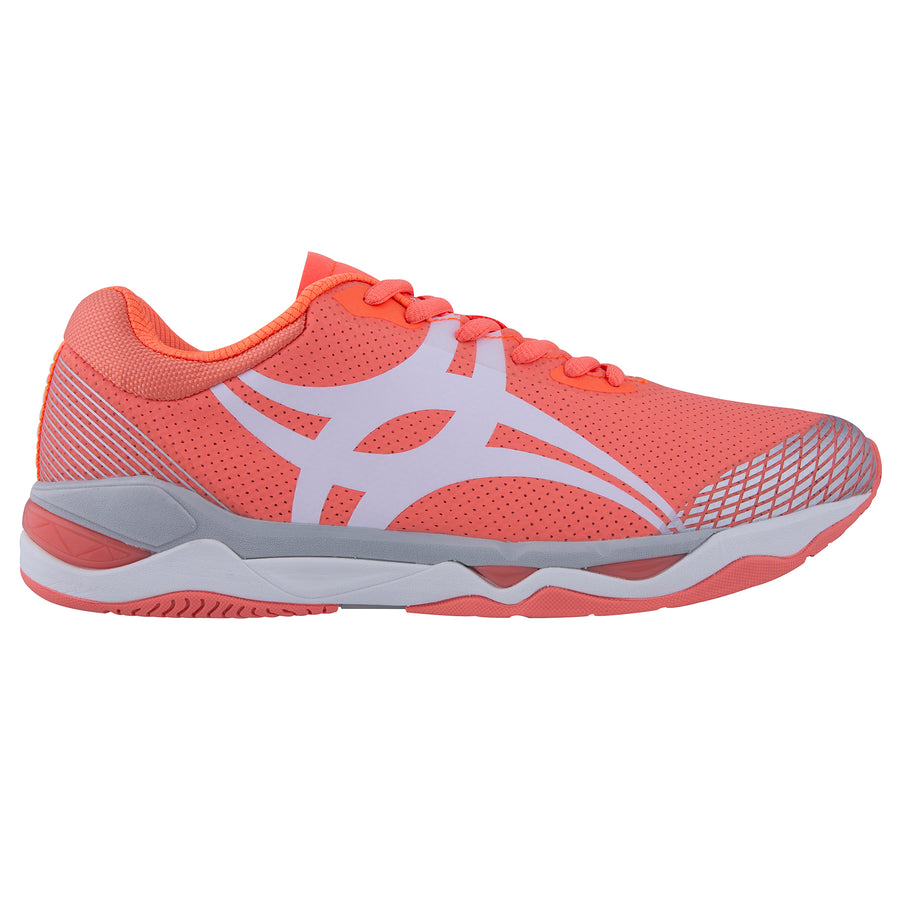 NSCA19Shoe Evolution Coral Silver 8, Outstep