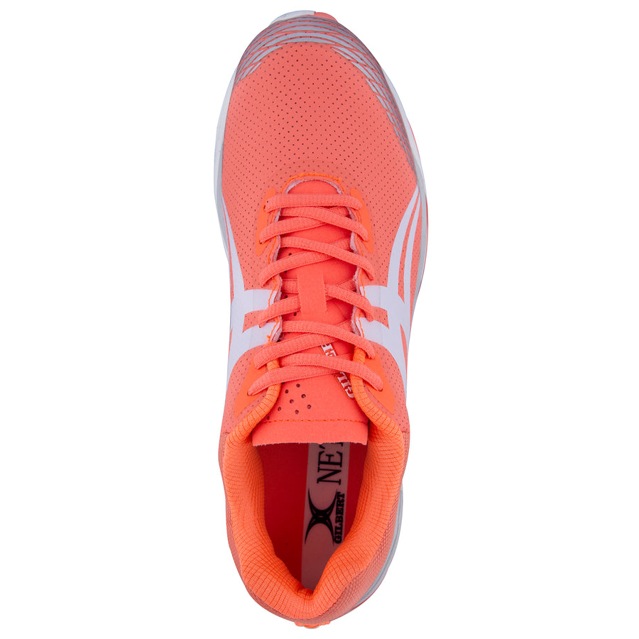 NSCA19Shoe Evolution Coral Silver 8, Top