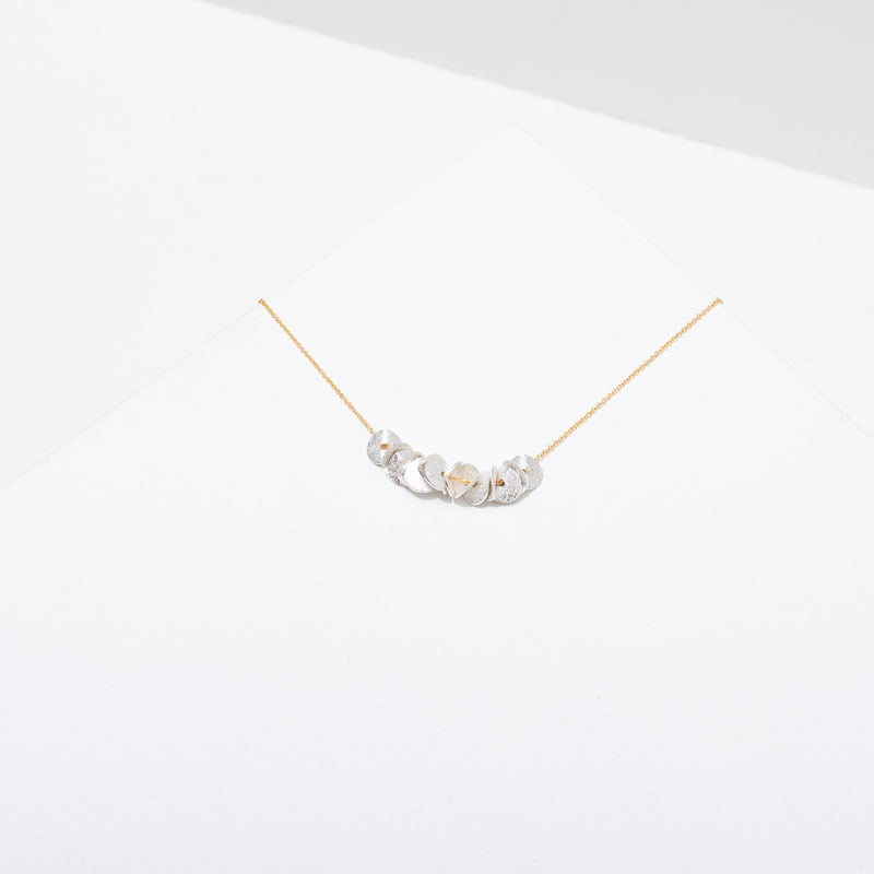 Carmen Necklace - Silver
