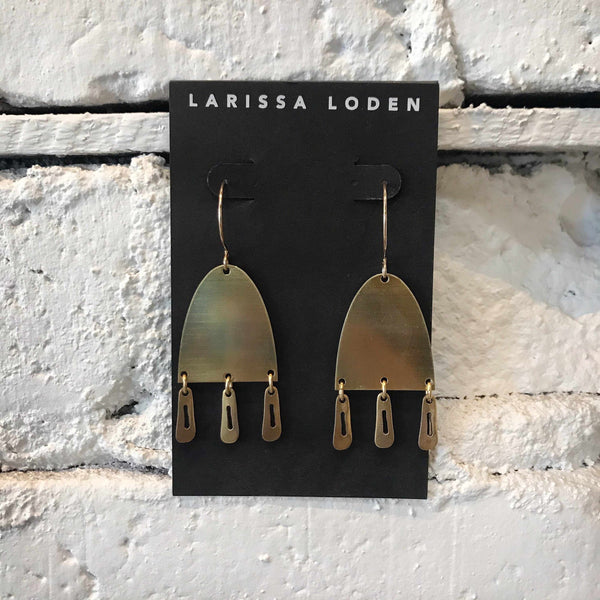 Hawthorn Earrings-Earrings-Yellow Umbrella