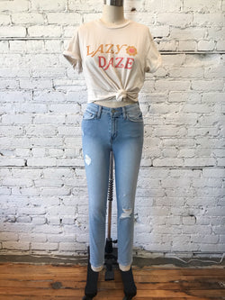 Storm High-Rise Crop Skinnies