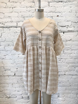 Oatmilk Latte Dress