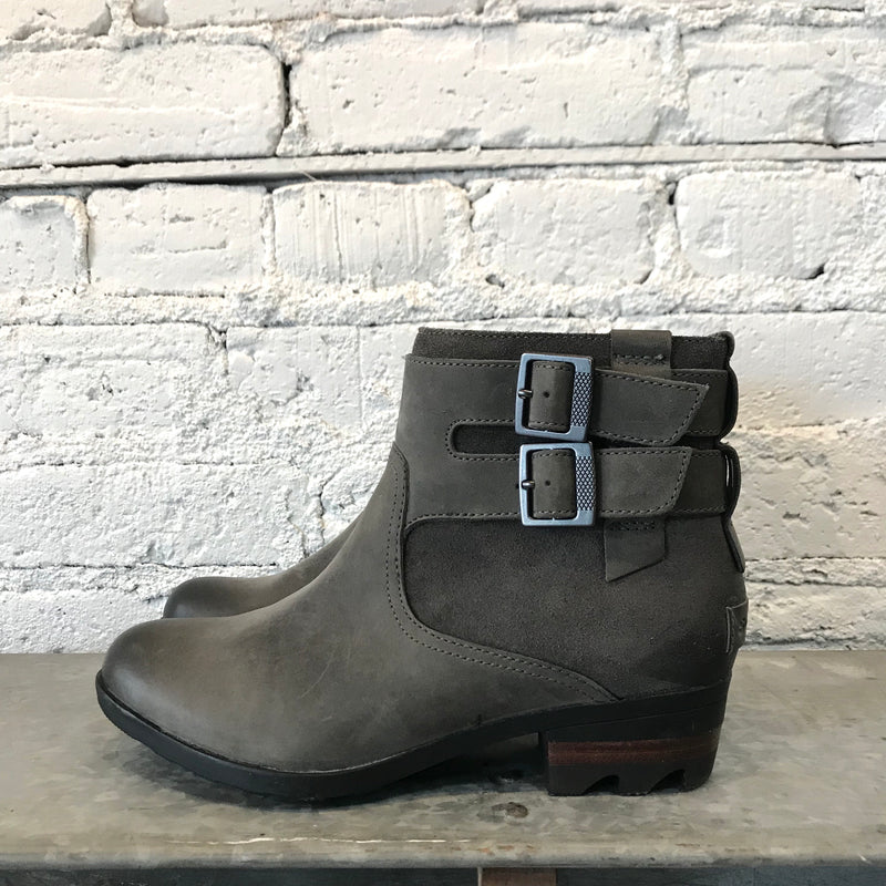 Sorel Lolla Bootie - Quarry