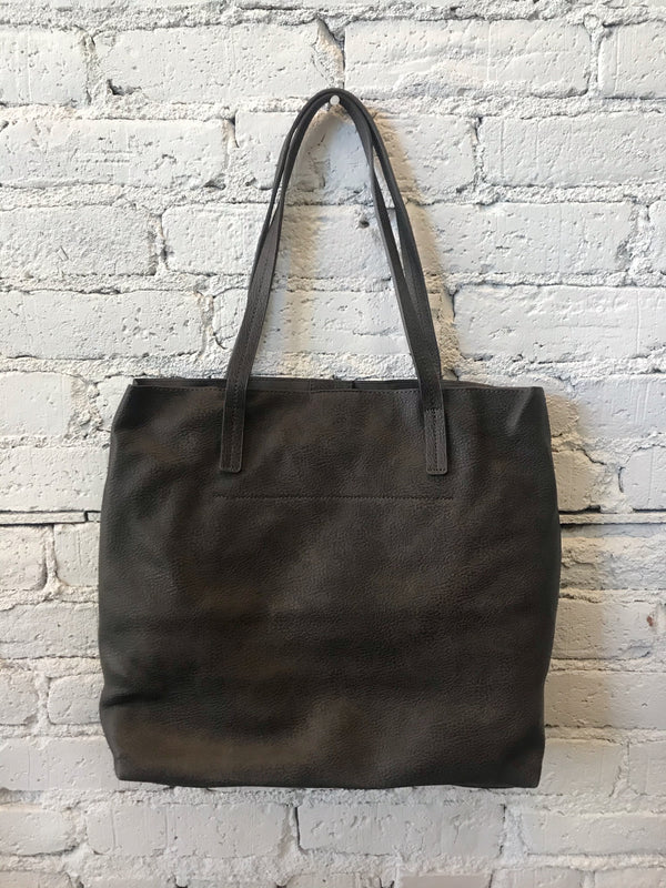 Charcoal Megan Carry All Tote