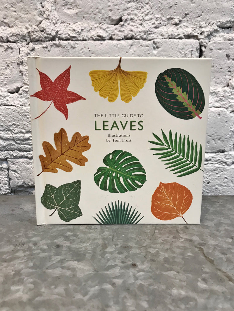 Little Guide to Leaves Book