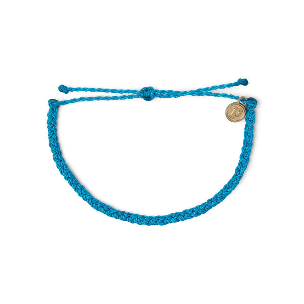 Mini Braided Bracelet - Pura Vida