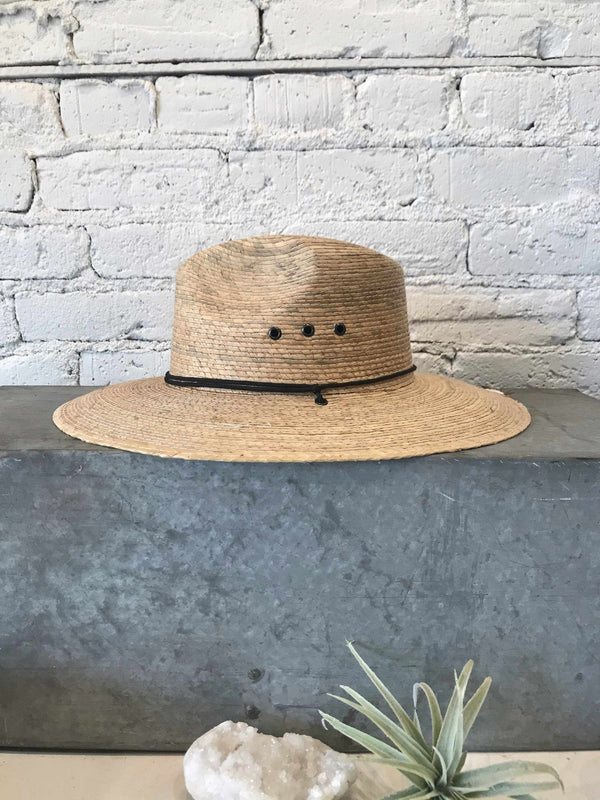 Tan Nautica Hat-Hat-Yellow Umbrella