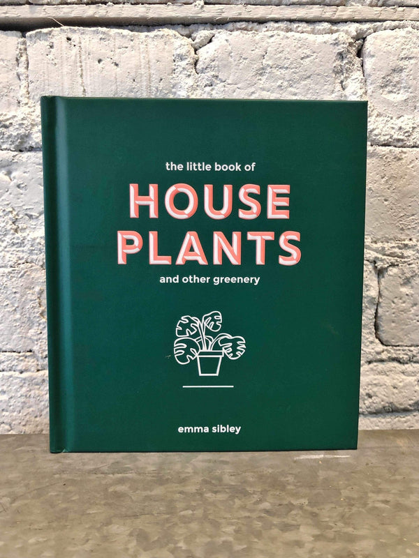 The Little Book of House Plants-Book-Yellow Umbrella