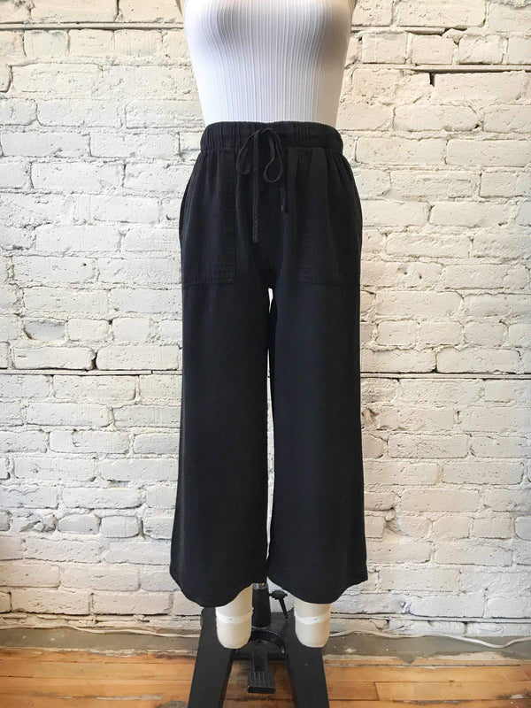 Vintage Black Noah Pants-Pants-Yellow Umbrella