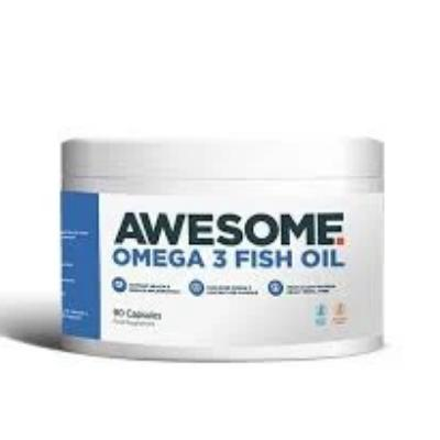 Awesome Supplements Fish Oil