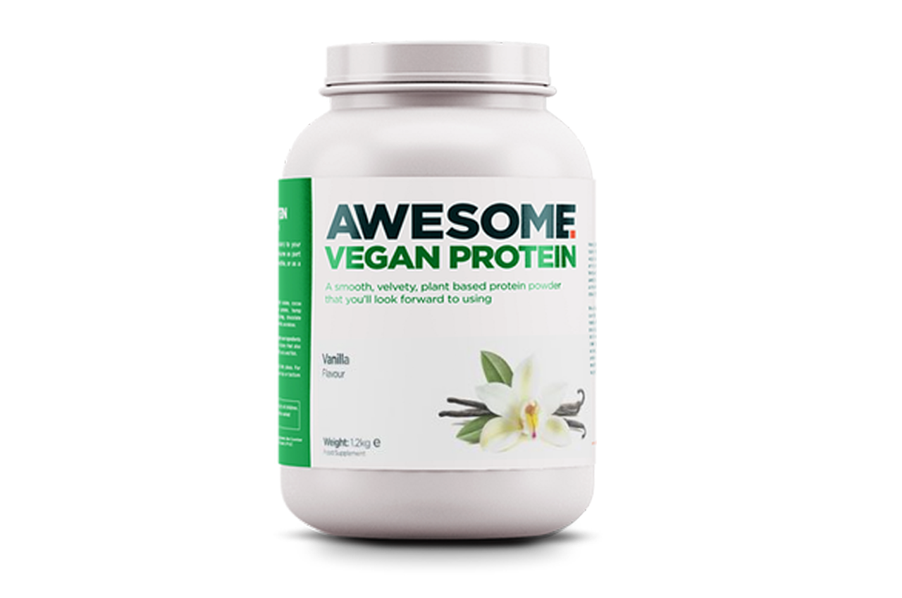 Awesome Supplement Vegan Protein Powder