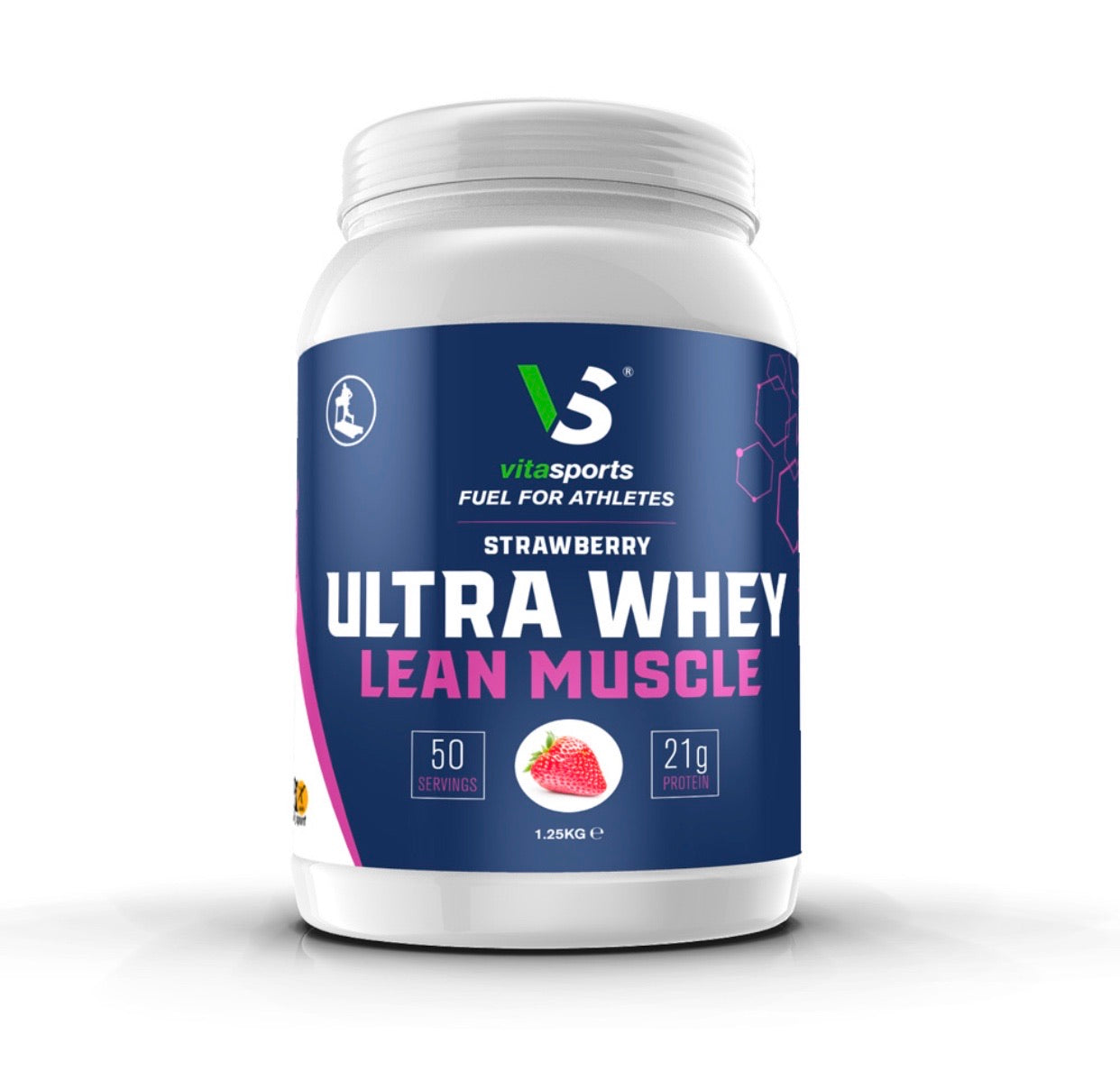 Vitasports Lean Muscle Whey Protein