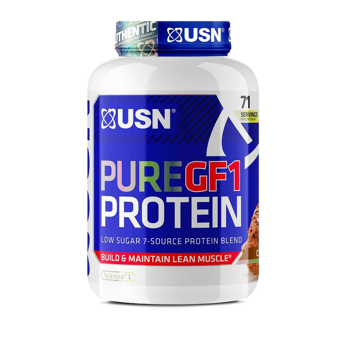 USN Pure Protein GF-1 2KG Chocolate