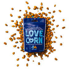 Love Corn Premium Crunchy Corn Sea Salt 45g