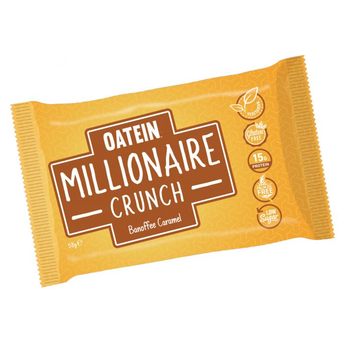 Oatein Banoffee Bar
