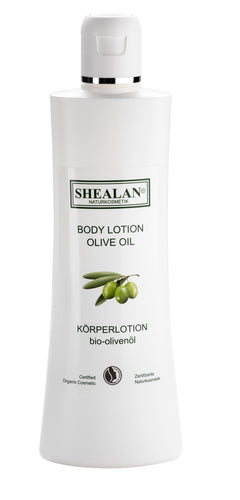 Shea Butter Lotion Olive