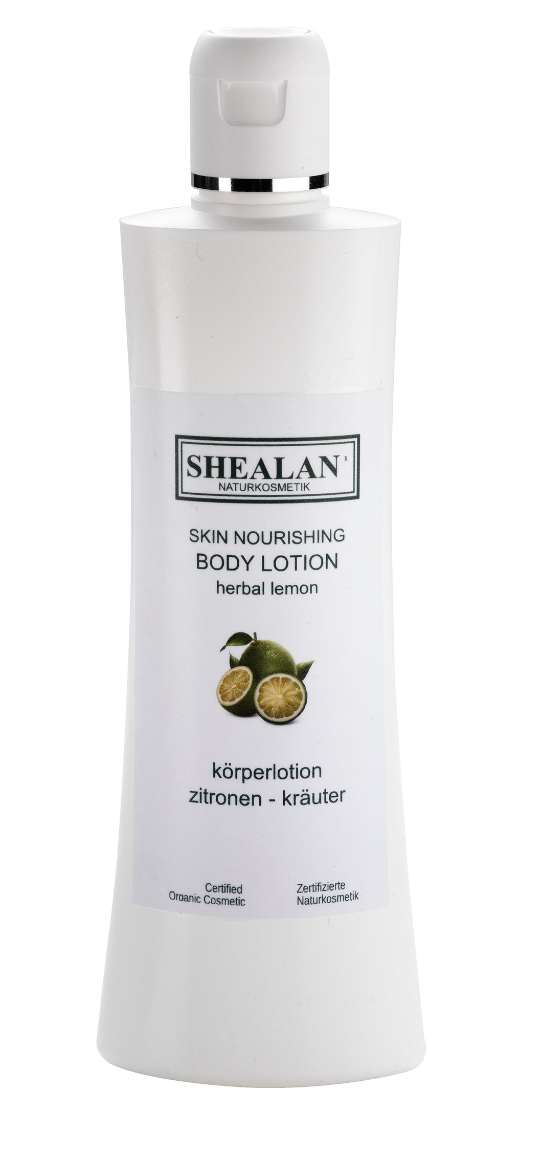 Shea Butter Lotion Lemon