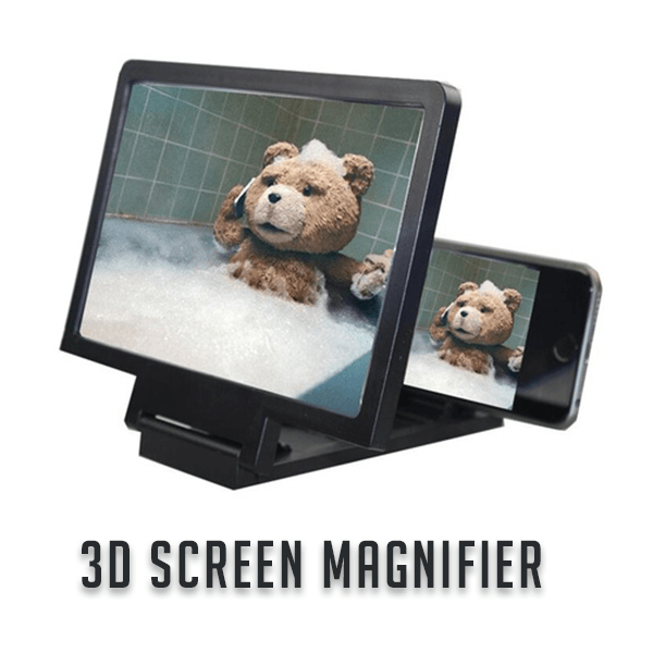 3D Enlarge Screen Magnifier
