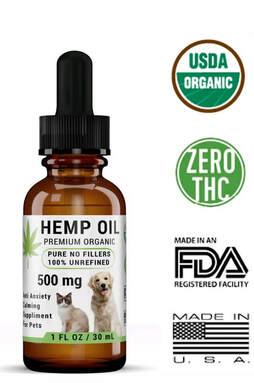 STRONGEST CBD PET OIL for sale, HEMP CBD PET OIL