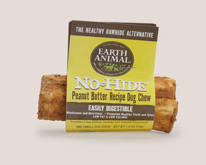 Peanut Butter No-Hide Wholesome Chews