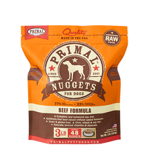 Load image into Gallery viewer, Primal Raw Frozen Beef Formula