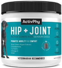 Load image into Gallery viewer, ActivPhy Hip + Joint Supplement for Dogs - Bakersfield Pet Food Delivery