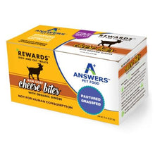 Load image into Gallery viewer, Answers Pet Raw Goat Cheese 8oz (approx. 36 pieces) - Bakersfield Pet Food Delivery