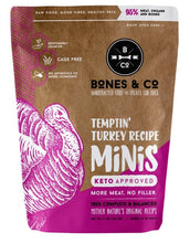 Load image into Gallery viewer, Bones & Co Temptin' Turkey Recipe - Bakersfield Pet Food Delivery