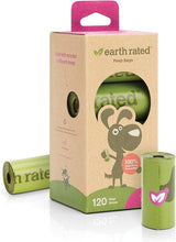Load image into Gallery viewer, Earth Rated Poop Bag Roll - Bakersfield Pet Food Delivery