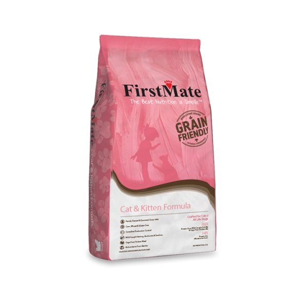 Firstmate Cat & Kitten Formula - Bakersfield Pet Food Delivery