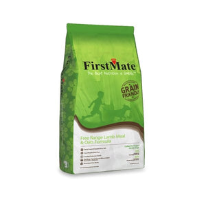 Firstmate Free Range Lamb & Oats Formula - Bakersfield Pet Food Delivery