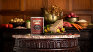 Fromm Beef & Barley Pate 12oz - Bakersfield Pet Food Delivery