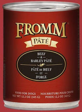 Load image into Gallery viewer, Fromm Beef & Barley Pate 12oz - Bakersfield Pet Food Delivery
